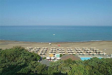 Hotel Ristorante i Ginepri marina di castagneto carducci